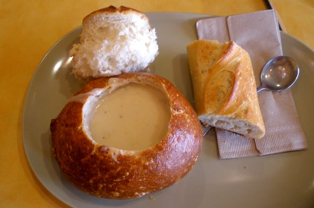Lunch Break: The Healthiest and Worst Breads at Panera, Sweetgreen, and More