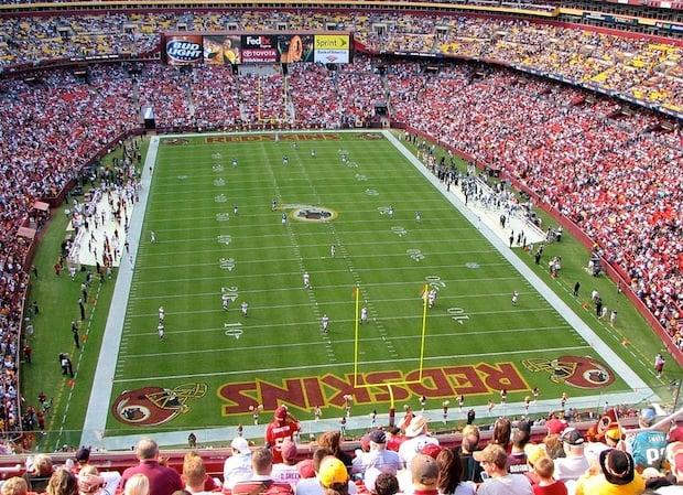 Washington Redskins to Host a 5K at FedEx Field