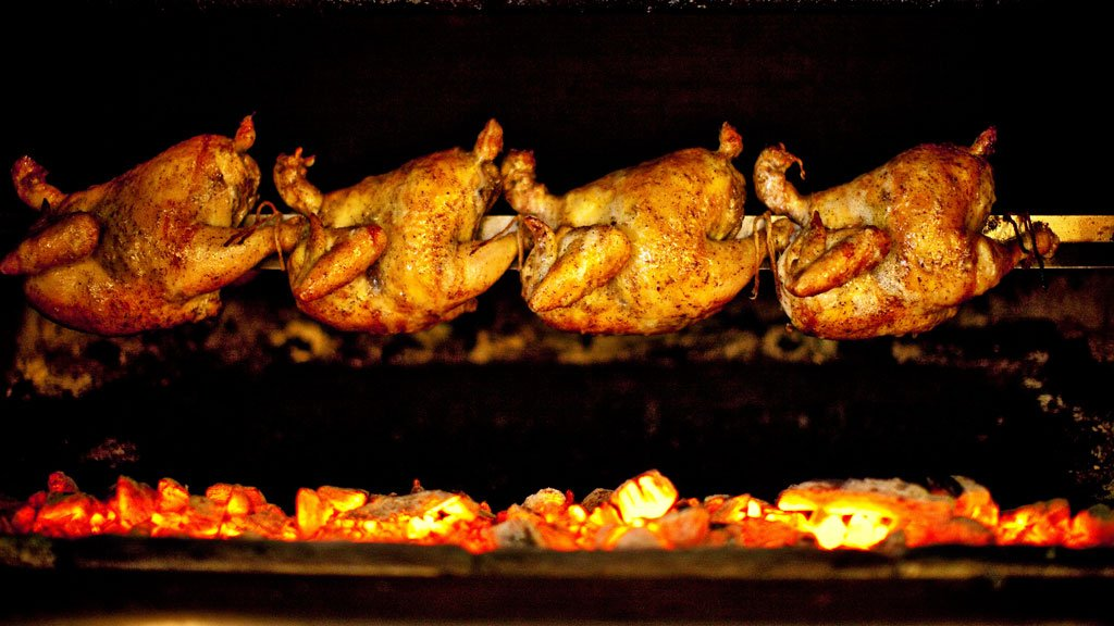 Carbón Peruvian Chicken & Grille