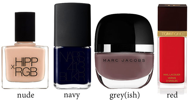 Over Nail Art? Here are 4 Chic Ideas for Less-Crazy Fall Looks