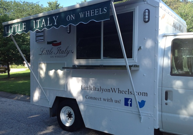 Coming Soon: New Food Truck Little Italy on Wheels
