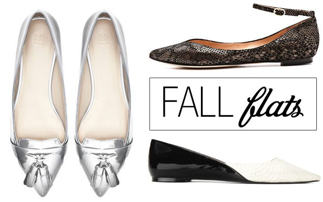 Fall Fantasies: The Flats You'll Want to Wear Right Now