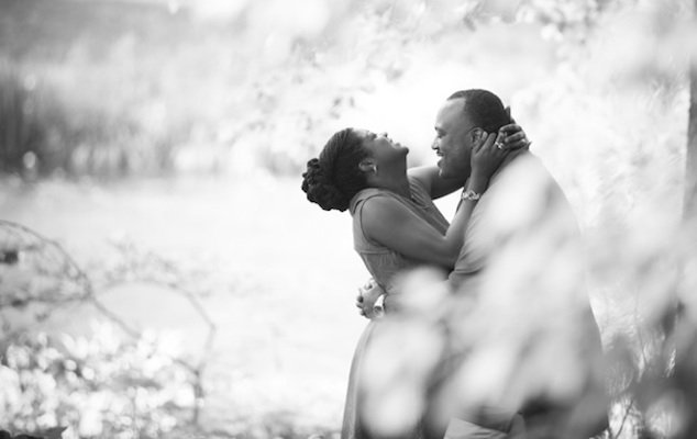 Wedding Announcement: Jenée and Gerald