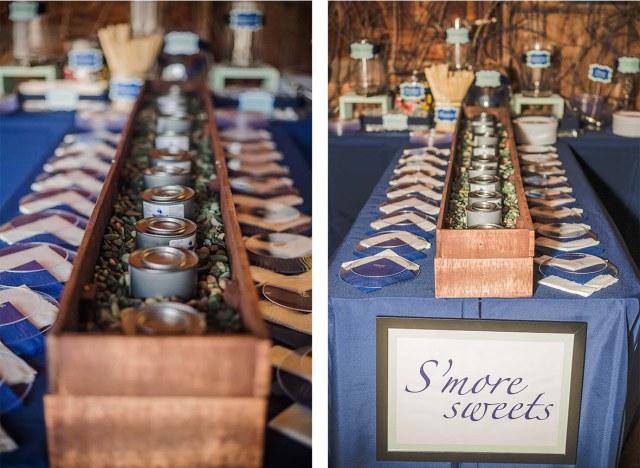10 Wedding Dessert Bar Ideas