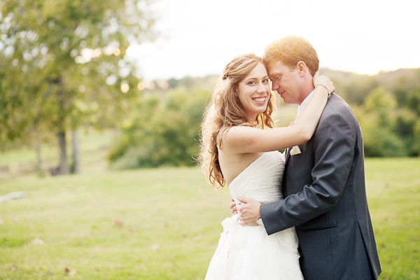 Real Wedding: Julie and Shawn