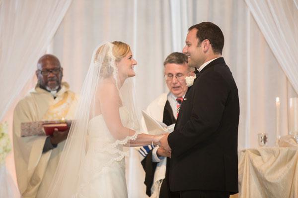Real Wedding: Kathryn and Adam