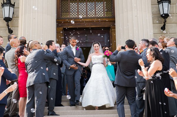 Real Wedding: Lacey and Joe