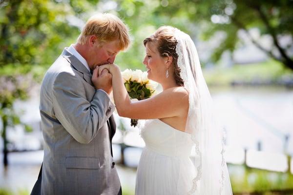Real Wedding: Rachel and Bradley
