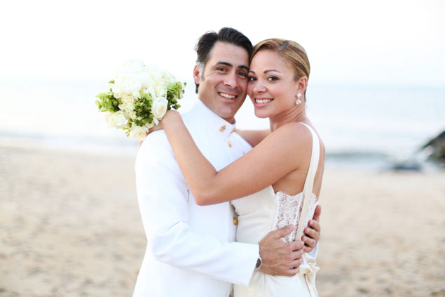 Real Wedding: Rachel and Jose