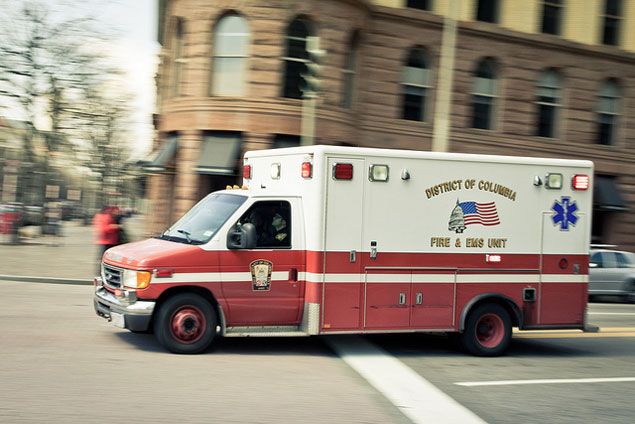 Union Says Paramedic Got Drydocked After Sending Letter to DC Council