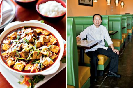 Peter Chang's China Cafe: Catch Him While You Can
