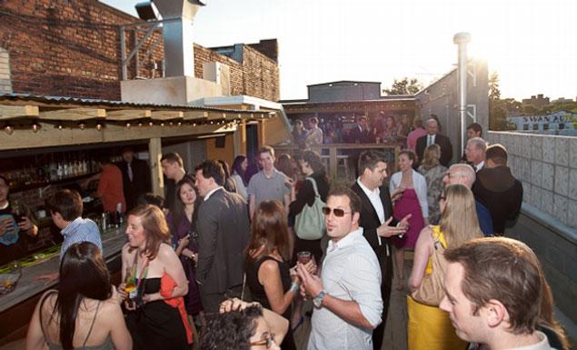 Summer Bonus: Outdoor Drinking Spots, Happy Hours, New Restaurants, and More