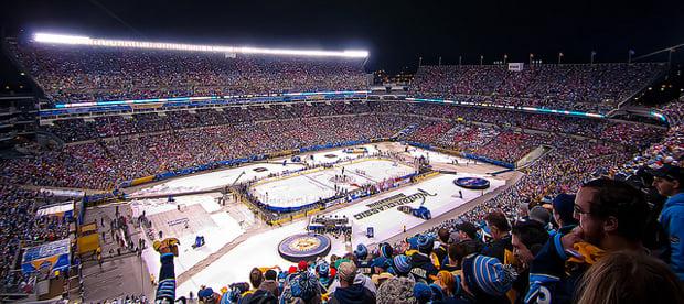 "Washington Capitals Will Host 2015 NHL ""Winter Classic"""