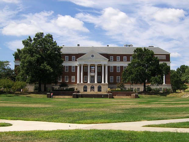 University of Maryland's Campus Called One of Nation's Ugliest