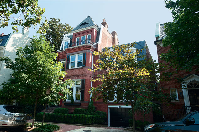 Luxury Home Sales: Five Bedrooms, .7 Million