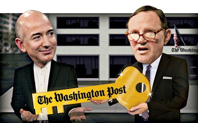 "Letting Go of the ""Washington Post"""