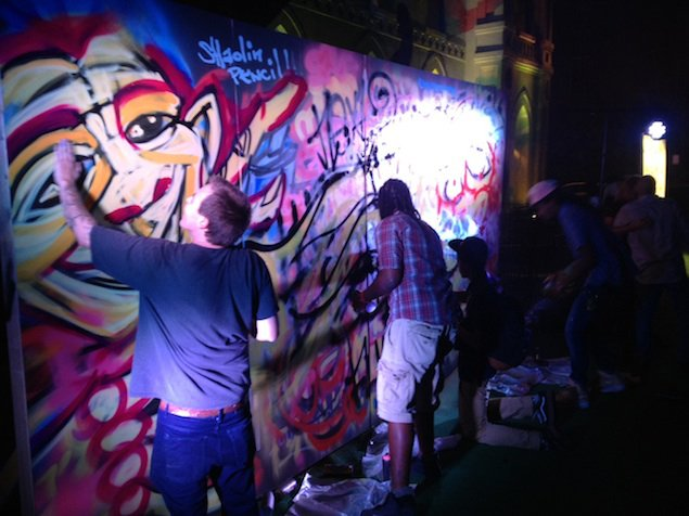 The Mural Project Aims to Beautify DC Streets