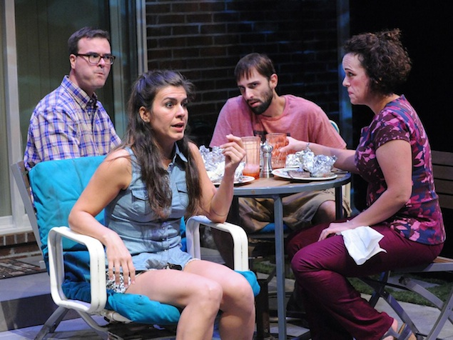 """Theater Review: """"Detroit"""" at Woolly Mammoth Theatre Company"""