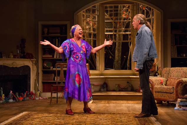 """Theater Review: """"The Velocity of Autumn"""" at Arena Stage"""
