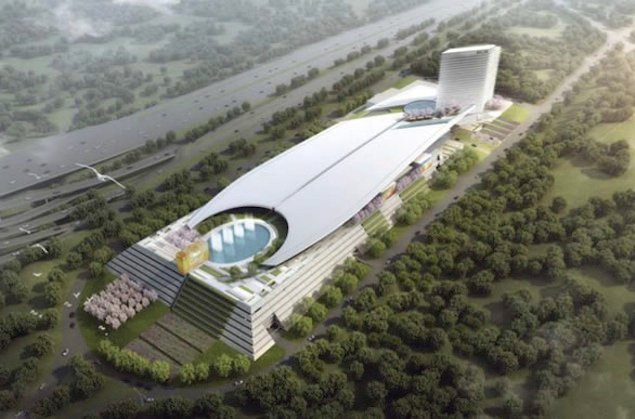 MGM Resorts' Jim Murren Talks National Harbor, Casinos, and Crabcakes