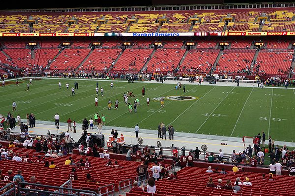 Redskins Opening Night: The Sounds, the Sights, and the Cost of a Beer (Photos)