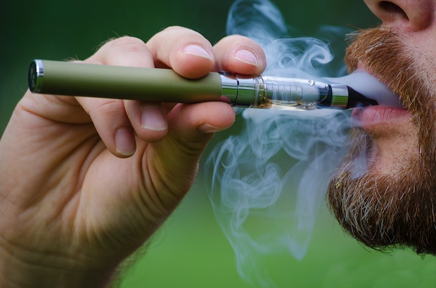 Reston Bans Use of E-Cigarettes