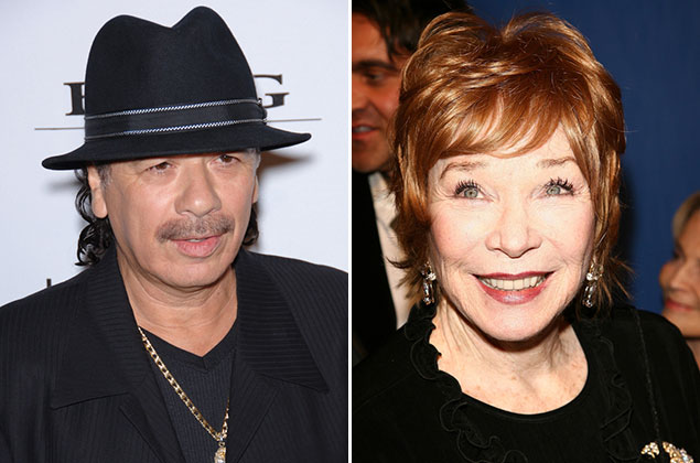 Martina Arroyo, Herbie Hancock, Billy Joel, Shirley MacLaine, and Carlos Santana Are Your 2013 Kennedy Center Honorees