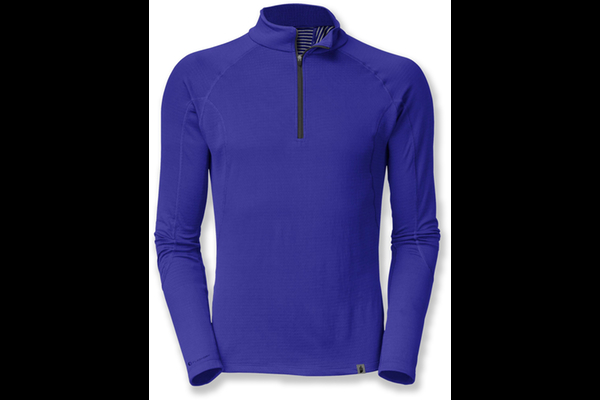 The North Face Boxed Warm Zip-T