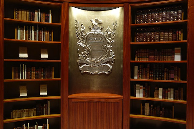 A First Look Inside the Newest Presidential Library—for the Oldest President (Photos)