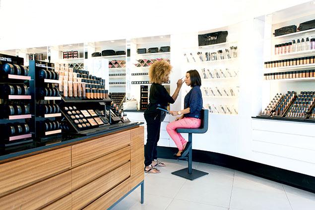 Best Face Forward: Top Makeup Counters in Washington   Washingtonian
