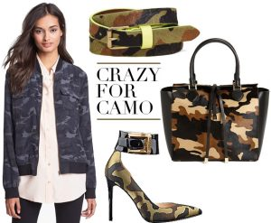 Trend Spotting: 20 Cute Camo Styles