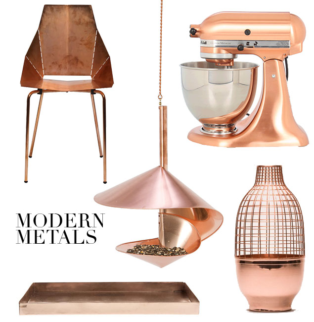 Design Obsession: 20 Copper Accents to Add to Your Home