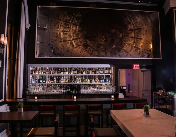 Inside the New Bar at J&G Steakhouse (Photos and Menus)