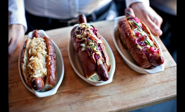 The Best Thing I Ate This Week: Short-Rib Hot Dog, Hunt Country Pulled Pork