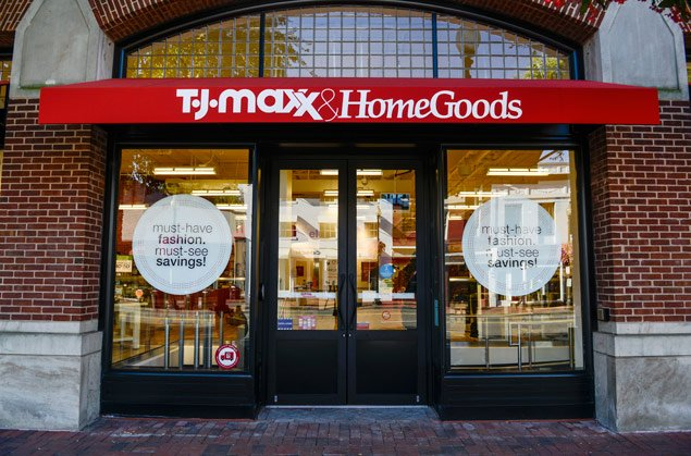 New T J Maxx HomeGoods Combo Store Opens Sunday in Georgetown. New T J Maxx HomeGoods Combo Store Opens Sunday in Georgetown