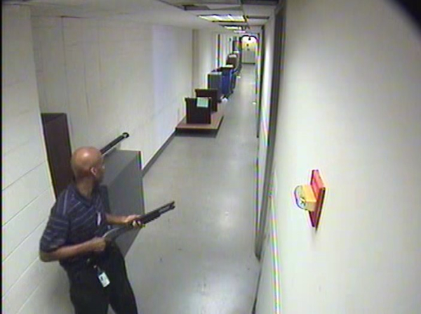 FBI Releases Video and Photos of Navy Yard Gunman Aaron Alexis