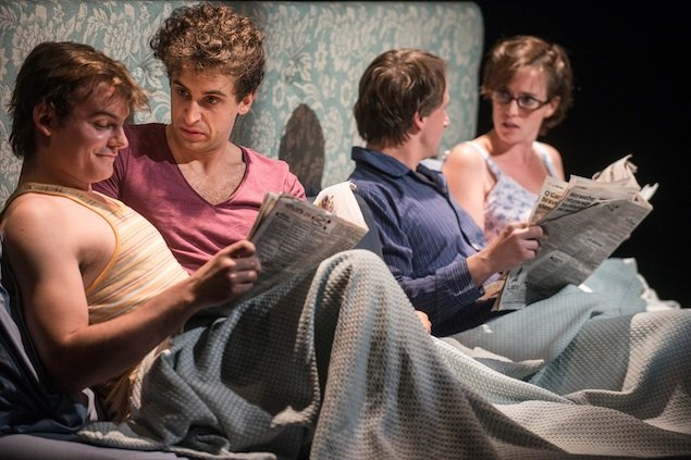 """Theater Review: """"Torch Song Trilogy"""" at Studio Theatre"""