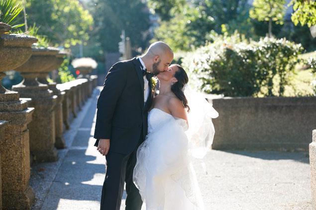 Real Wedding: Christina and William