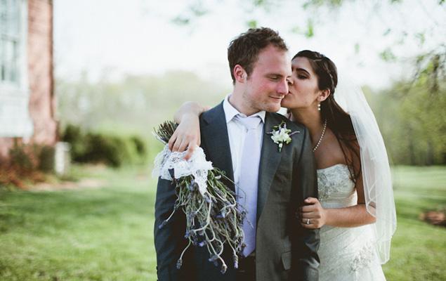Real Wedding: Karen and Andrew