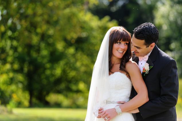 Real Wedding: Kari and Arash