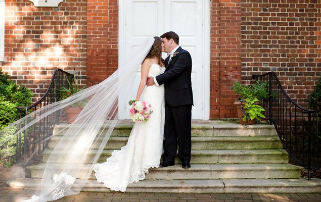 Real Wedding: Sara and David