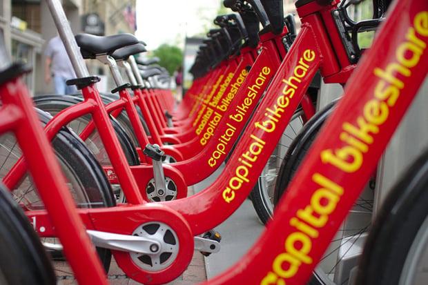 Shutdown Brings Business to Capital Bikeshare