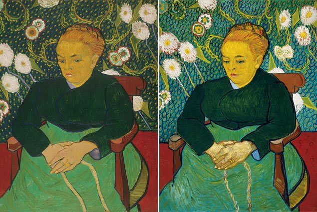 Phillips Collection Exhibit Captures Both Sides of van Gogh