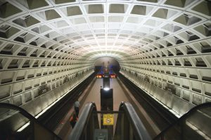 One DC Institution Unaffected By the Shutdown? The Commute