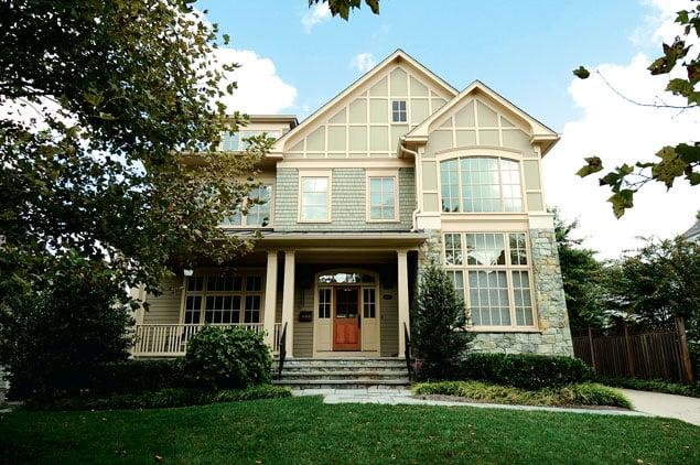 Luxury Home Sales: Big Family Money