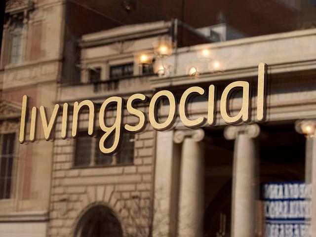 LivingSocial Loses  Million in 3rd Quarter
