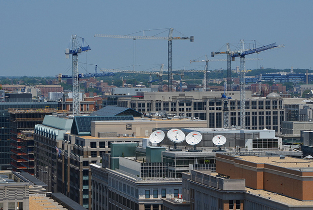 Downtown DC's Growth Spurt Is Far From Over
