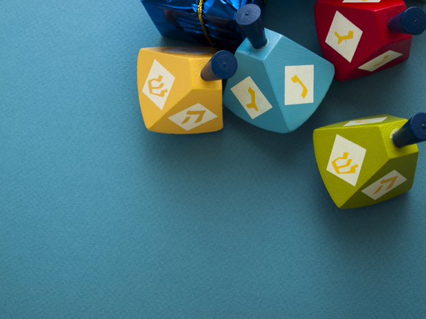 """LivingSocial Apologizes for Decorating """"Greed Room"""" With Dreidels"""