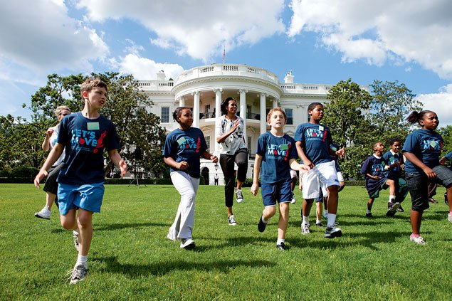 Badge of Honor: National Fitness Programs from the President's Council to Let's Move