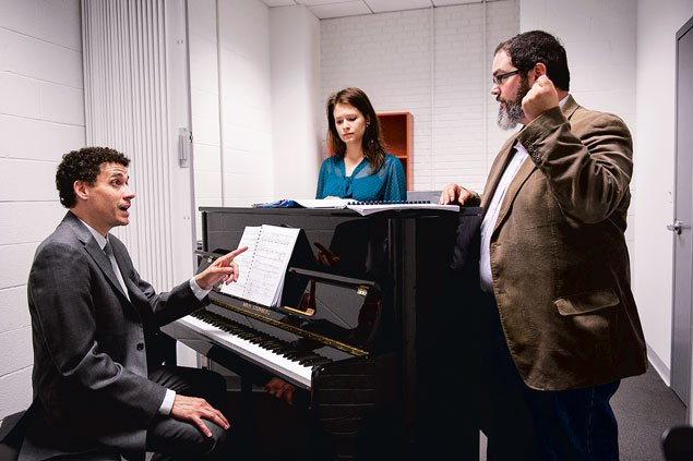 Reinventing Opera